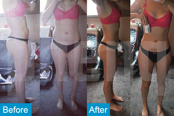 Axelle weight loss