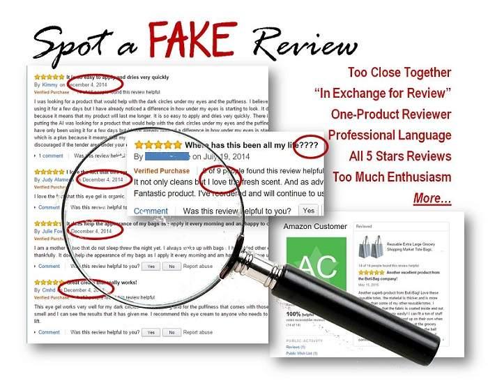 Amazon Fake Review