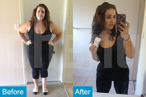 Taylah weight loss