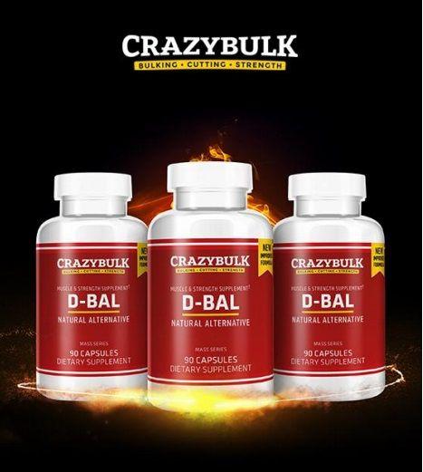 Crazy-Bulk D-Bal