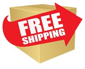 Free product shipping