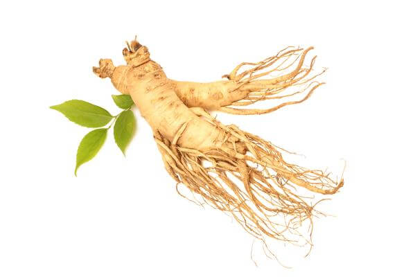 Ginseng- Best Testosterone Boosting Foods