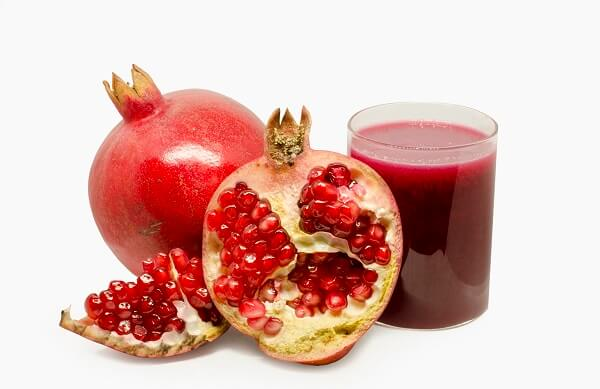 Pomegranate- Best Testosterone Boosting Foods