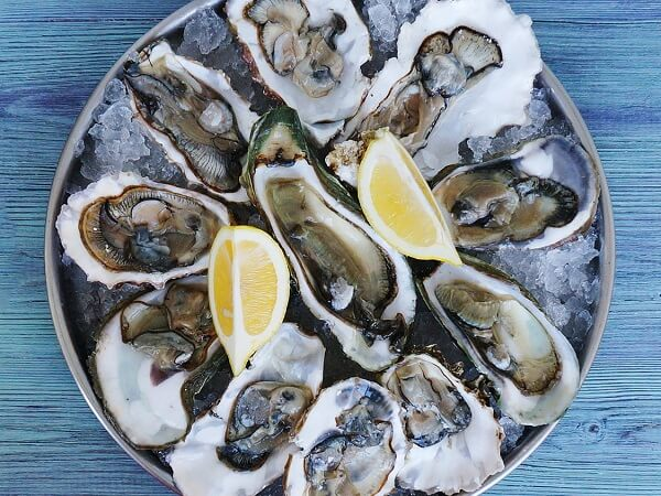 Shellfish- Best Testosterone Boosting Foods