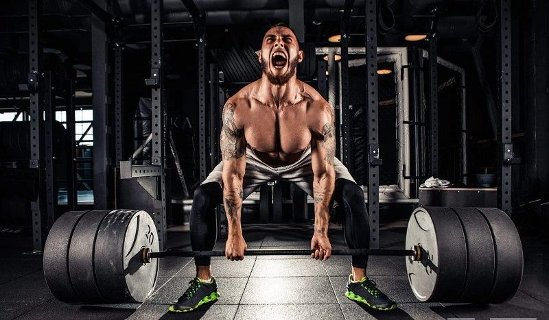 Deadlift Testosterone Boosting Exercises