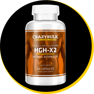 HGH X2 Single Bottle