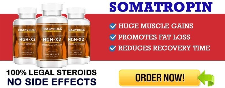 HGH Booster Order
