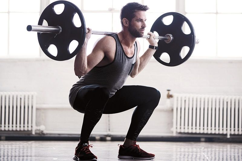 Squats Testosterone Boosting Exercises