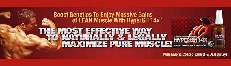 Advantages of HyperGH 14X