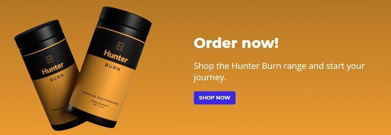 Order Hunter Burn
