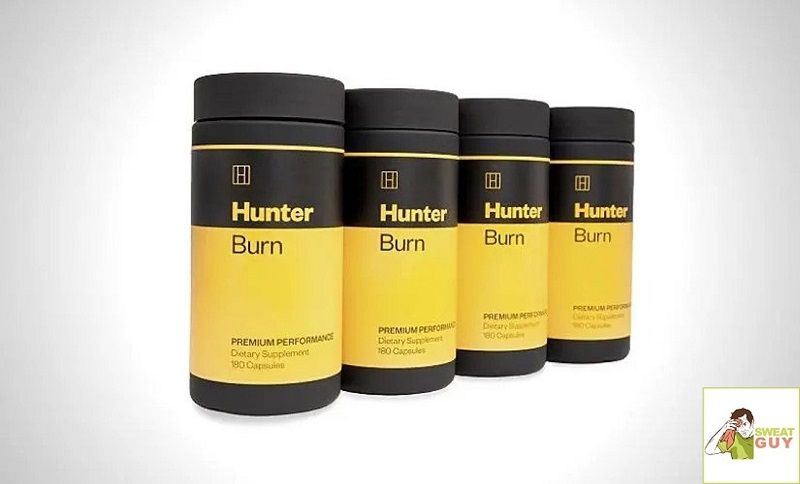 Hunter Burn Bottles