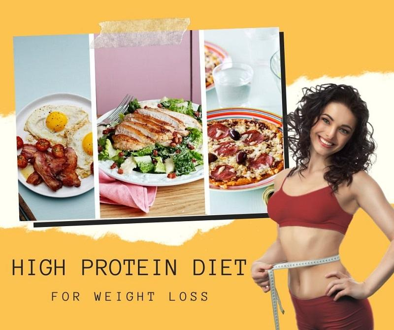 Protein Diet For Weight Loss